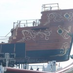 Dawn Treader Set Photo - Ship