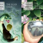 Mark Johnson asks: The Silver Chair or The Magician's Nephew, which next?