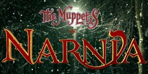 The Muppets in Narnia title card