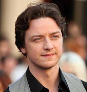 James McAvoy as Mr. Tumnus/himself