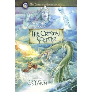Cover of the Crystal Scepter