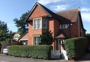 Hillsboro House - C.S. Lewis