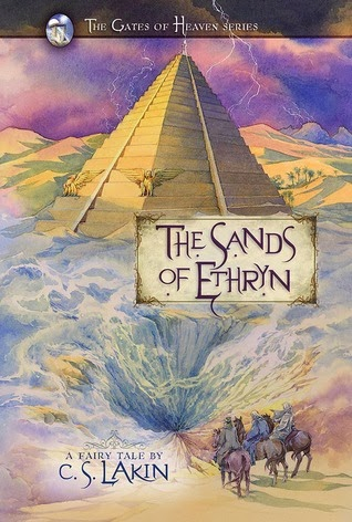 Sands of Ethryn Cover
