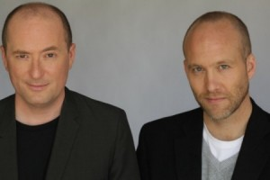 Christopher Markus and Stephen McFeely
