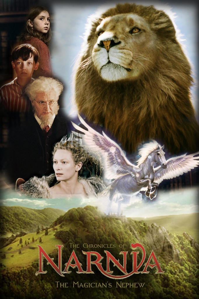 The chronicles of narnia 4 the magicians nephew pdf